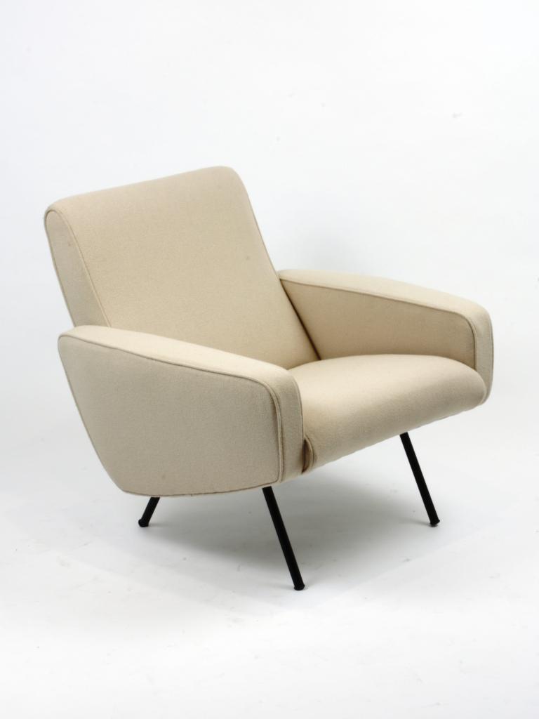 galerie alexandre guillemain artefact design pierre paulin fauteuil mod le cm169 d thonet. Black Bedroom Furniture Sets. Home Design Ideas