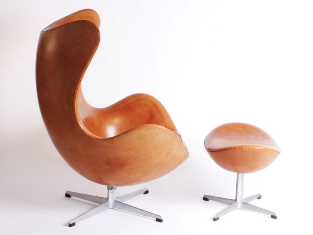 galerie alexandre guillemain artefact design arne jacobsen fauteuil 3317 egg chair dition. Black Bedroom Furniture Sets. Home Design Ideas