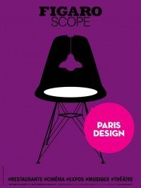 Presse : artefact design dans Le Figaro