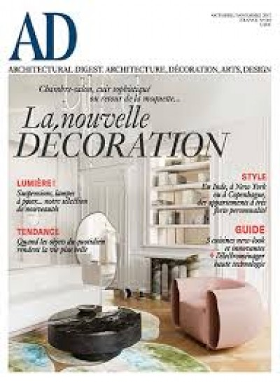 Press / AD Magazine