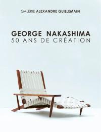 Exposition George NAKASHIMA > 21 sept - 27 oct 2018