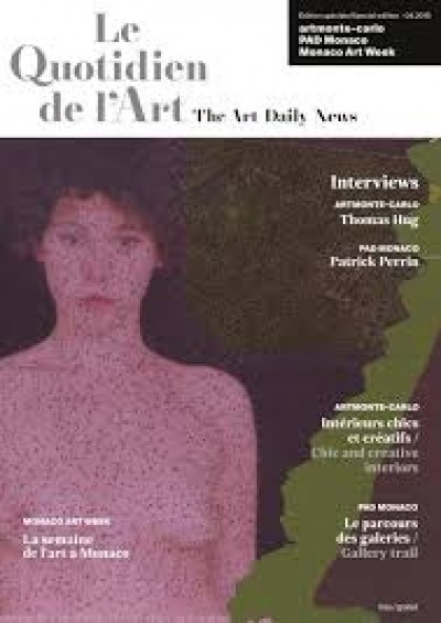 Press / PAD Paris 2019 / The Art Daily News