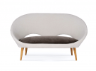 Saturnus two seats sofa