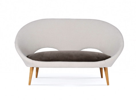 Saturnus two seats sofa