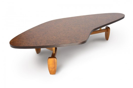 Table basse mod. Boomerang