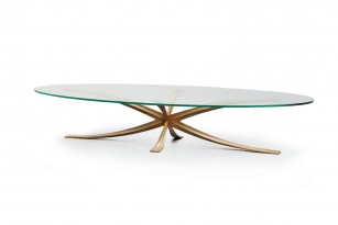 Bronze low table