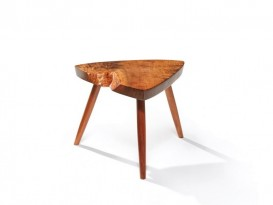 Free edge occasional table