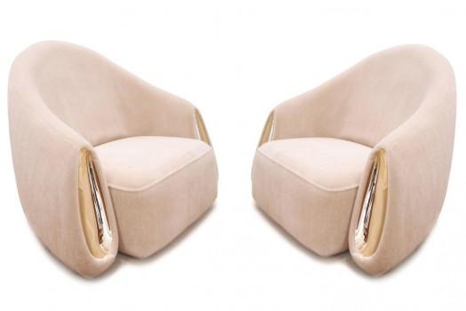 BOUL armchairs