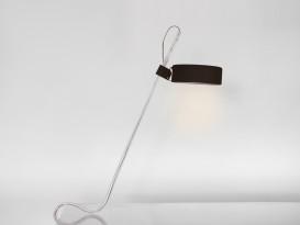 Lampe modèle 606 noire