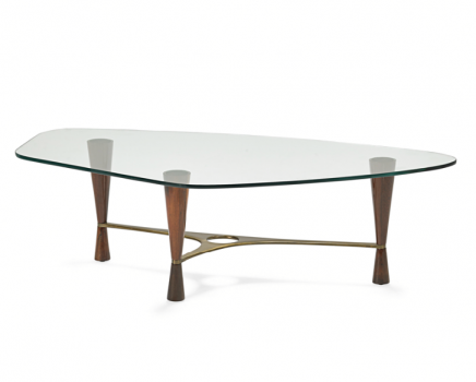 Model n°5309 free form low table