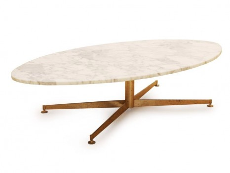 Marble low table