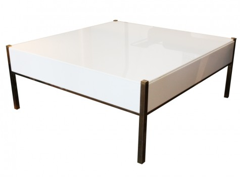 Light low table
