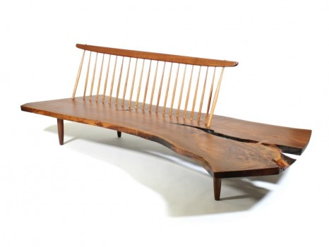 Large Conoid bench