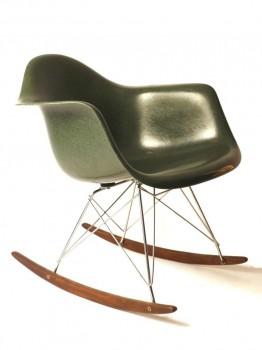 Fauteuil rocking chair dit RAR