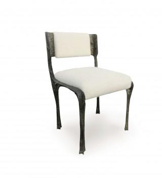 Chaise brutaliste PE105