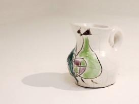 Ceramic picher