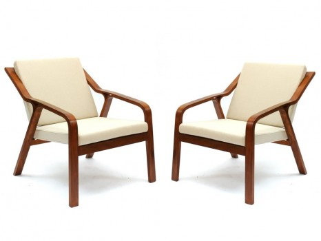 Pair of A.R.P armchairs