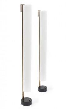 Paire de lampadaires modèle G54