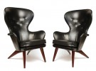 Pair of President armchairs