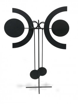 Cinetic mobile sculpture