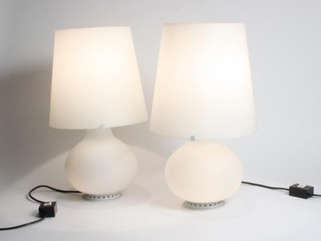 Pair of wall lights model 1853