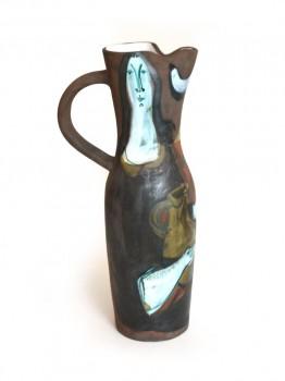 Grand vase pichet