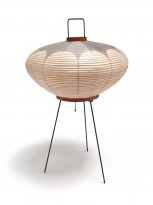 Model 9AD Akari paper floor lamp
