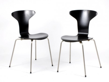 A pair of Mosquito chairs