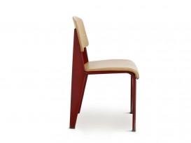 Red Metropole chair n°306