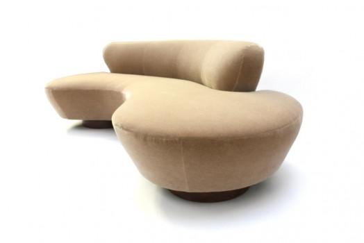 Canapé Serpantine