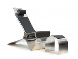 Rare chaise longue