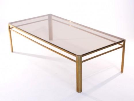 Table basse en bronze