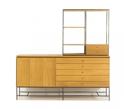 Cabinet combiné