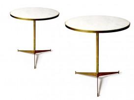 Pair of side tables n°1094