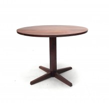 Table ronde Pedestal