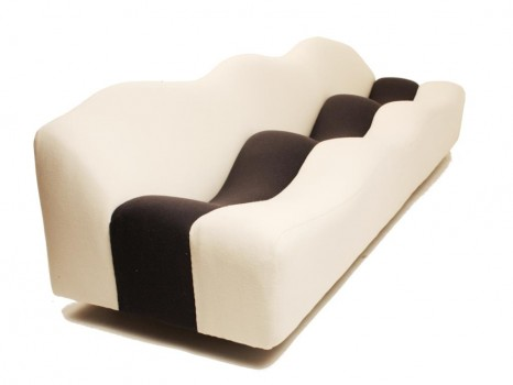 Three-seat ABCD sofa