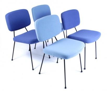 4 model CM196 chairs