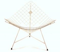 Paire de fauteuils modèle CM170