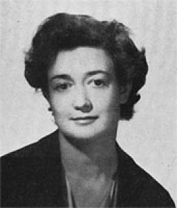 PONS Geneviève