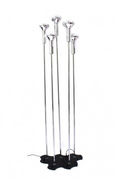 Set of 5 floor lamps 1073 model