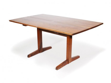 Table Trestle free edge